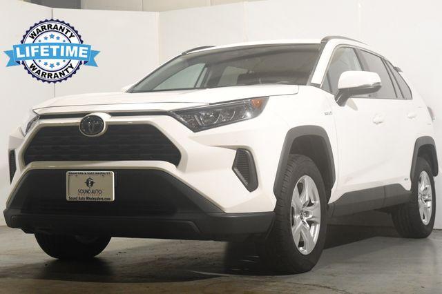 2019 Toyota RAV4 Hybrid LE w/ Blind Spot Safety Tech