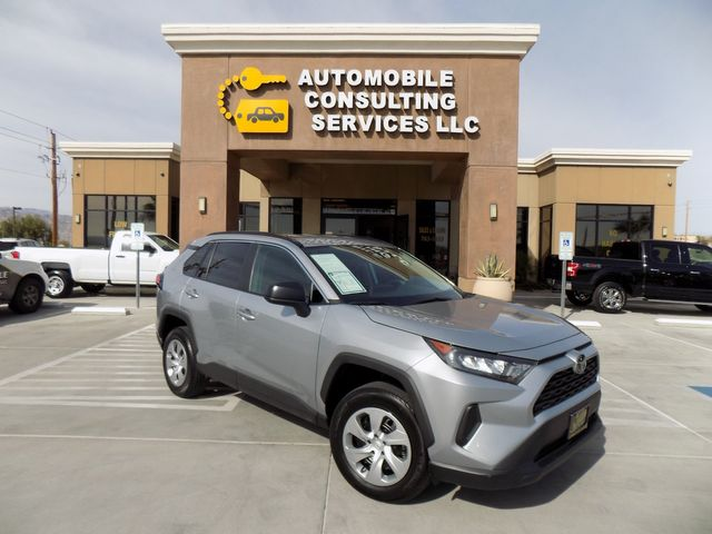 2019 Toyota RAV4 LE in Bullhead City, AZ 86442-6452