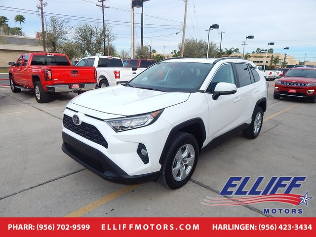 2019 Toyota RAV4 XLE in Harlingen, TX 78550