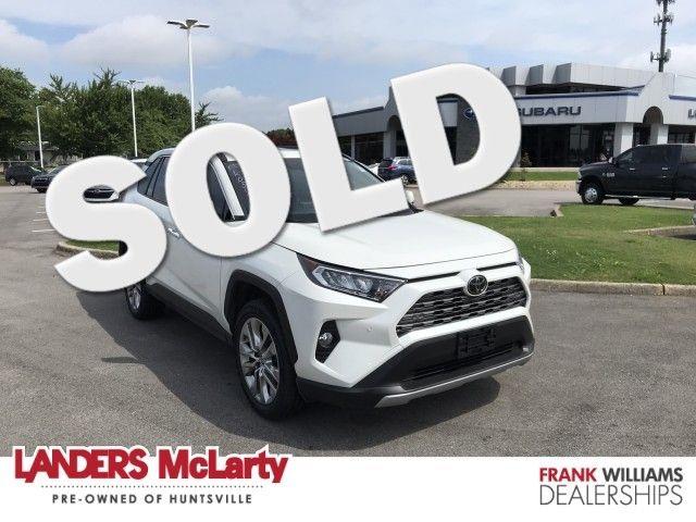 2019 Toyota RAV4 Limited | Huntsville, Alabama | Landers Mclarty DCJ & Subaru in  Alabama