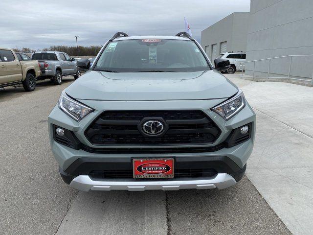 2019 Toyota RAV4 Adventure in Marble Falls, TX 78654