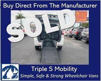 2019 Toyota Sienna Le Wheelchair Van Handicap Ramp Van in Pinellas Park, Florida 33781