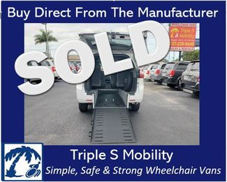2019 Toyota Sienna Le Wheelchair Van Handicap Ramp Van DEPOSIT in Pinellas Park, Florida 33781