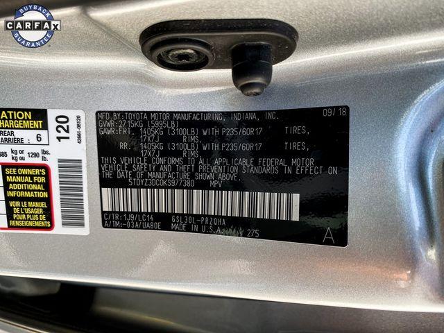 2019 Toyota Sienna XLE Madison, NC 40