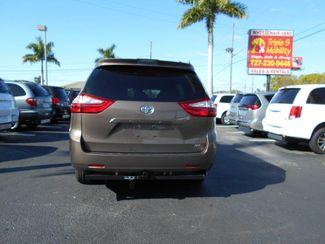 2019 Toyota Sienna Xle Auto Access Seat Wheelchair Van Handicap Ramp Van Pinellas Park, Florida 4