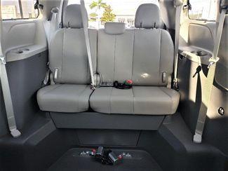 2019 Toyota Sienna Xle Wheelchair Van Handicap Ramp Van Pinellas Park, Florida 13