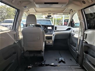 2019 Toyota Sienna Xle Wheelchair Van Handicap Ramp Van Pinellas Park, Florida 10