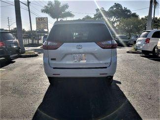 2019 Toyota Sienna Xle Wheelchair Van Handicap Ramp Van Pinellas Park, Florida 4