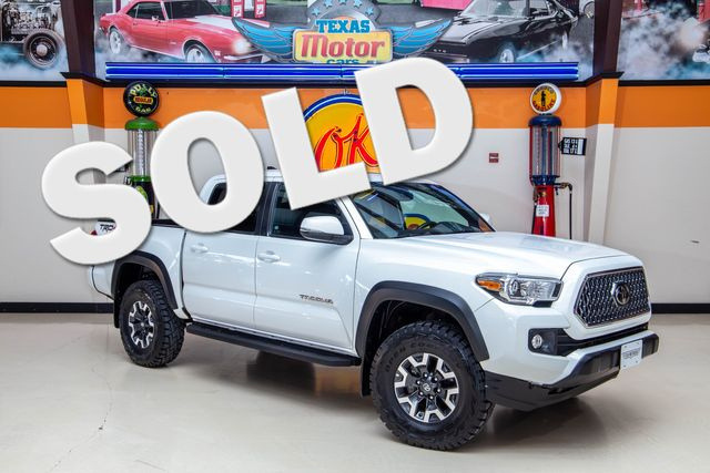 2019 Toyota Tacoma TRD OFFROAD 4x4