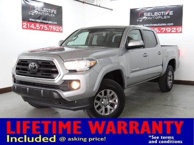 2019 Toyota Tacoma SR5, REAR VIEW CAM, BLUETOOTH, LANE KEEP ASSIST in Carrollton, TX 75006