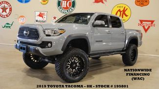 2019 Toyota Tacoma TRD Off Road 4X4 LIFTED,NAV,FUEL WHLS,8K in Carrollton, TX 75006