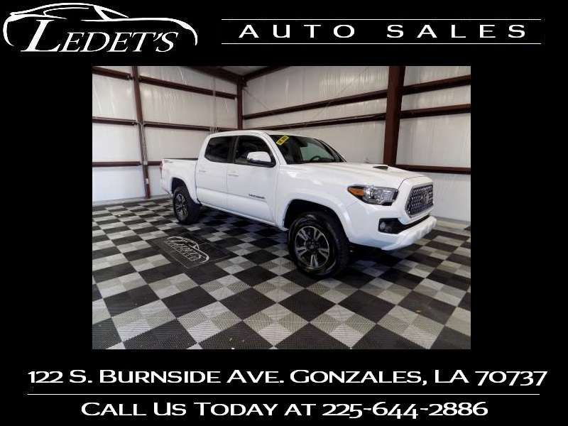 2019 Toyota Tacoma TRD Sport - Ledet's Auto Sales Gonzales_state_zip in Gonzales Louisiana