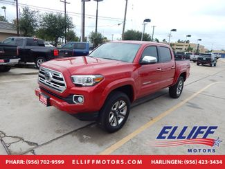 2019 Toyota Tacoma Limited 4x4 Limited in Harlingen, TX 78550