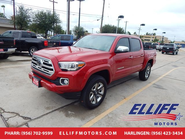 2019 Toyota Tacoma Limited 4x4 Limited