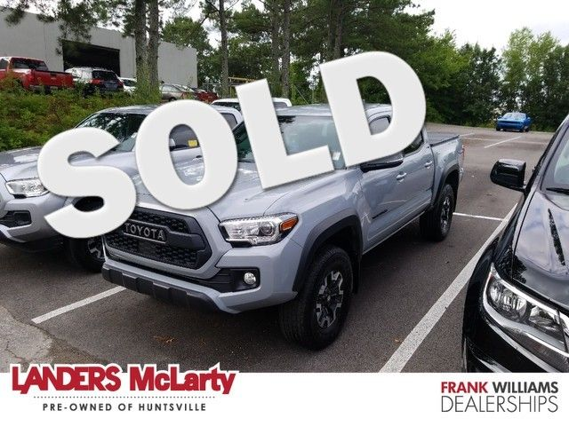 2019 Toyota Tacoma TRD Off Road | Huntsville, Alabama | Landers Mclarty DCJ & Subaru in  Alabama