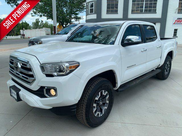 2019 Toyota Tacoma Limited in Nephi, UT 84648