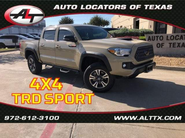 2019 Toyota Tacoma TRD Sport in Plano, TX 75093