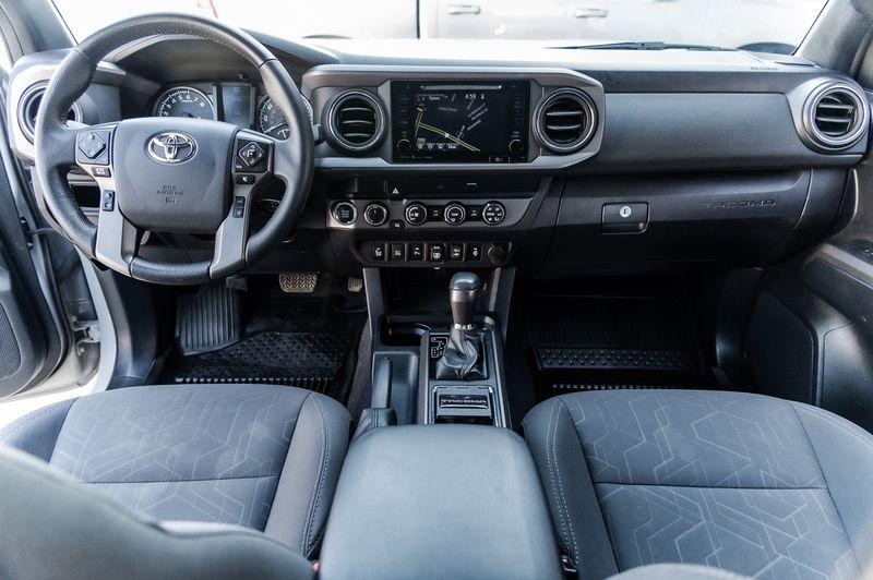 2019 Toyota Tacoma TRD W/NAVIGATION, 4X4, BSM/LKA 1 OWNR CLN CFX in Rowlett, Texas