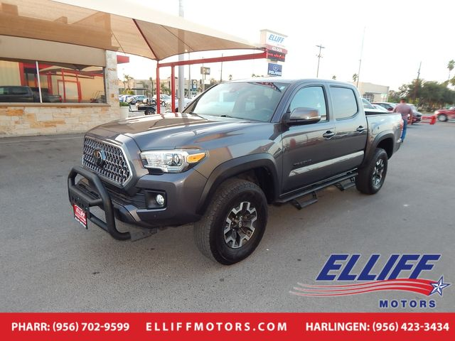 2019 Toyota Tacoma TRD Off Road 4x4 Crew Cab TRD Off Road in Harlingen, TX 78550