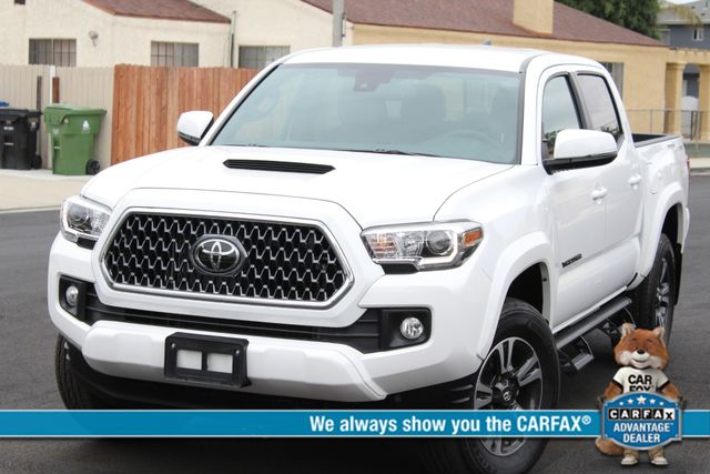 2019 Toyota TACOMA TRD SPORT 2K MLS AUTOMATIC XLNT CONDITION