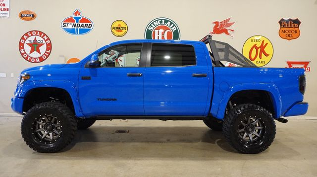 2019 Toyota Tundra CrewMax TRD Pro 4X4 CUSTOM,LIFTED,LED'S,FUEL WHLS