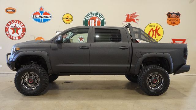 2019 Toyota Tundra CrewMax 4X4 DUPONT KEVLAR,LIFTED,LED'S,HTD LTH,JL SYS in Carrollton, TX 75006