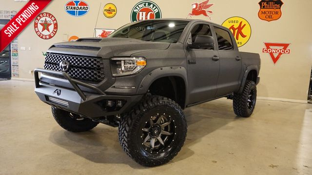 2019 Toyota Tundra Platinum 4X4 DUPONT KEVLAR,LIFTED,LED'S,FUEL WHLS