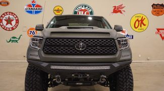 2019 Toyota Tundra Platinum 4X4 DUPONT KEVLAR,LIFTED,BUMPERS,LED'S in Carrollton, TX 75006