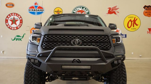 2019 Toyota Tundra CrewMax 4X4 DUPONT KEVLAR,LIFTED,LED'S,FUEL WHLS,JL SYS