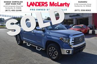 2019 Toyota Tundra Limited | Huntsville, Alabama | Landers Mclarty DCJ & Subaru in  Alabama