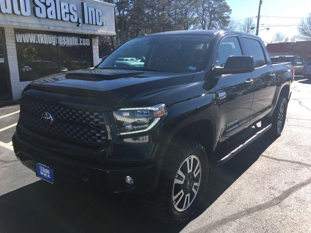 2019 Toyota Tundra TRD Sport in Richmond, VA, VA 23227