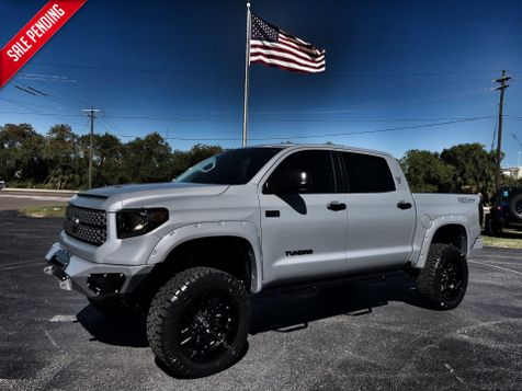 2019 Toyota Tundra CUSTOM LIFTED CREWMAX 4X4 V8 OCD LEATHER in , Florida