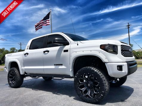 2019 Toyota Tundra CUSTOM LIFTED LEATHER CREWMAX 4X4 V8 OCD FUEL in , Florida
