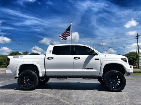 2019 Toyota Tundra CUSTOM LIFTED LEATHER CREWMAX 4X4 V8 35