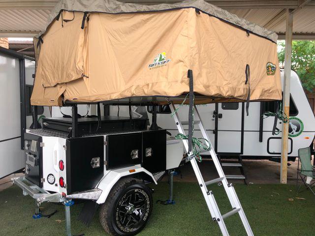2018 Tuff Stuff 4x4 XTREME Base Camp w/Awning, Ranger Roof Top Tent & Annex  in Surprise-Mesa-Phoenix AZ