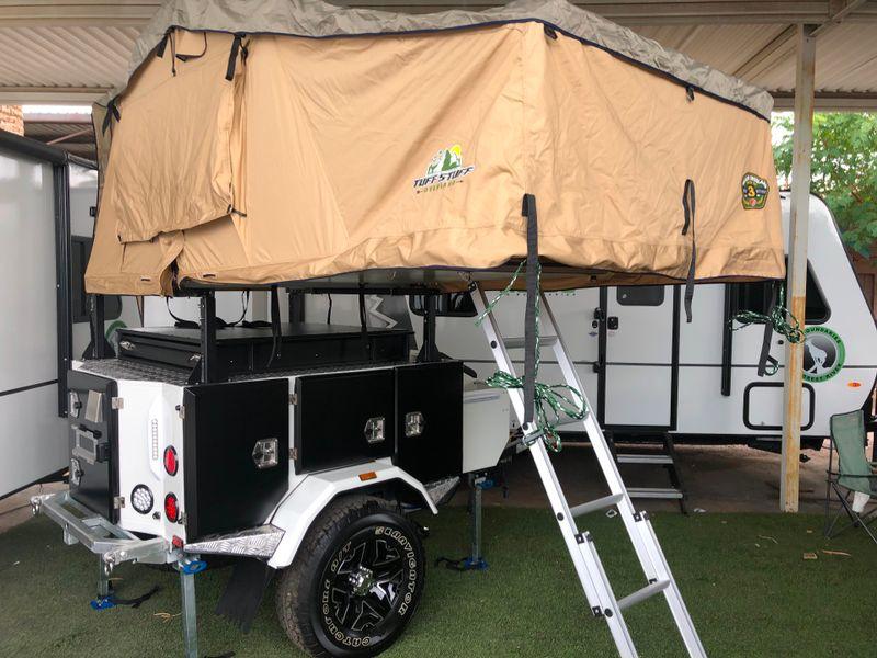 2019 Tuff Stuff 4x4 XTREME Base Camp w/Awning, Ranger Roof Top Tent & Annex  in Phoenix AZ