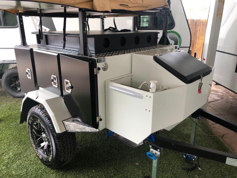 2019 Tuff Stuff 4x4 XTREME Base Camp w/Awning, Ranger Roof Top Tent & Annex  in Phoenix, AZ