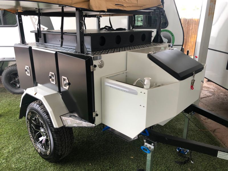 2018 Tuff Stuff 4x4 XTREME Base Camp w/Awning, Ranger Roof Top Tent & Annex  in Phoenix, AZ