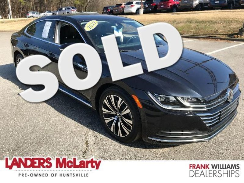 2019 Volkswagen Arteon SEL | Huntsville, Alabama | Landers Mclarty DCJ & Subaru in Huntsville Alabama