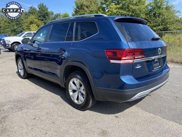 2019 Volkswagen Atlas 3.6L V6 SE w/Technology Madison, NC 3