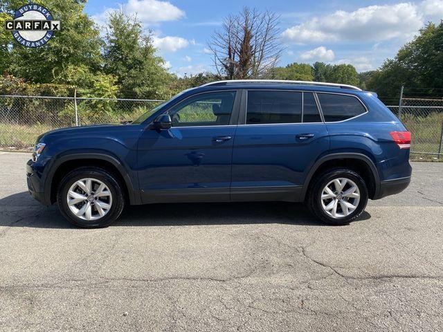 2019 Volkswagen Atlas 3.6L V6 SE w/Technology Madison, NC 4