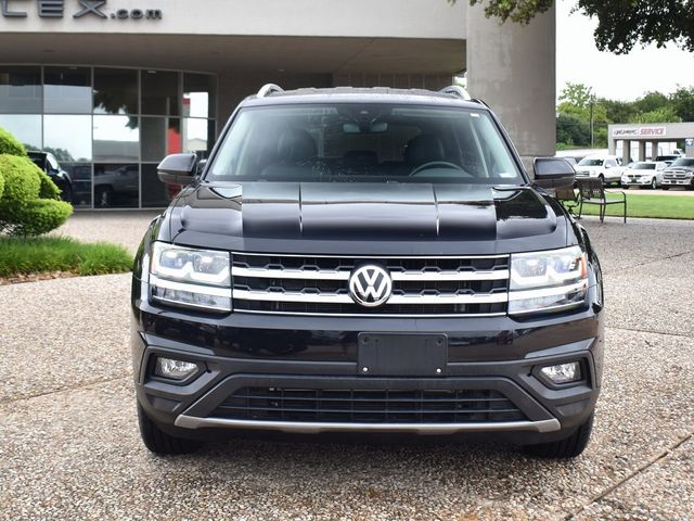 2019 Volkswagen Atlas 3.6L V6 SE w/Technology 4Motion in McKinney, Texas 75070