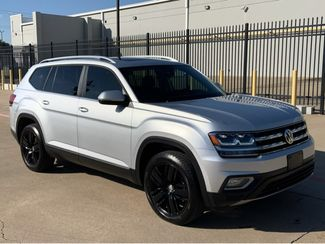 2019 Volkswagen Atlas V6 SEL * 1-Owner * 20s * QUADS * Navi * PANO ROOF in Plano, Texas 75093