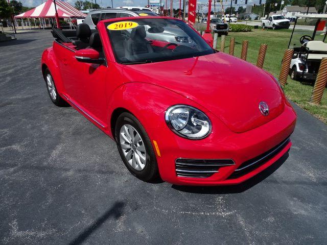 2019 Volkswagen Beetle Convertible S in Valparaiso, Indiana 46385
