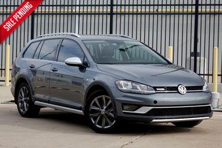 2019 Volkswagen Golf Alltrack S*AWD*BU CAM*ONLY 24K* | Plano, TX | Carrick's Autos in Plano TX