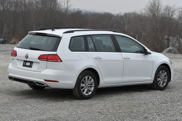 2019 Volkswagen Golf SportWagen S Naugatuck, Connecticut 4