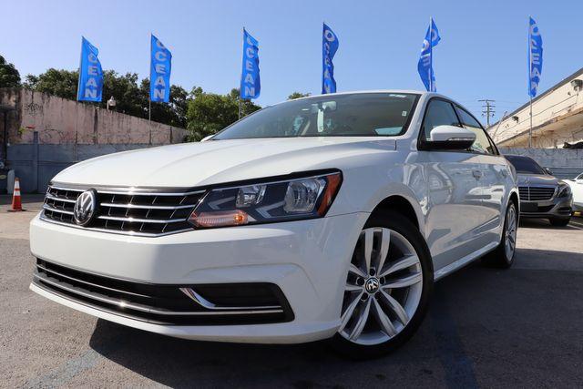 2019 Volkswagen Passat 2.0T Wolfsburg Edition in Miami, FL 33142
