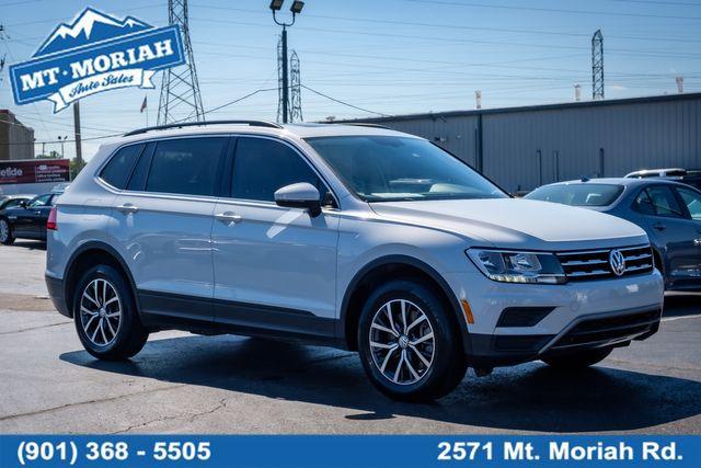 2019 Volkswagen Tiguan SE in Memphis, TN 38115