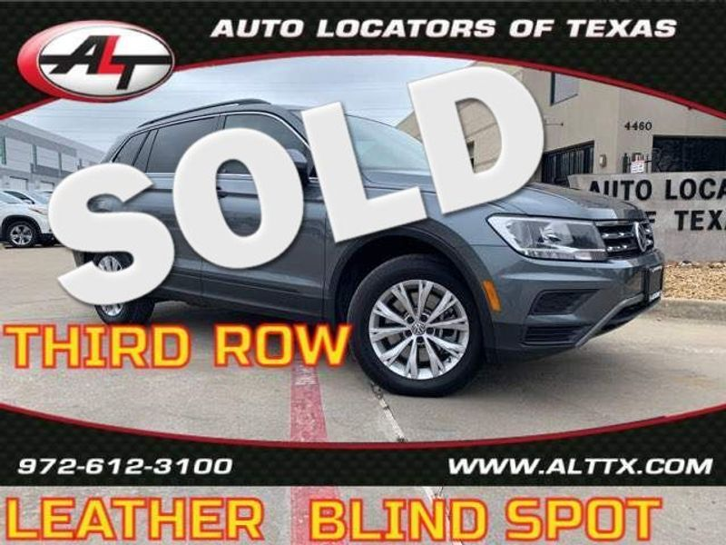 2019 Volkswagen Tiguan SE with THIRD ROW | Plano, TX | Consign My Vehicle in Plano TX