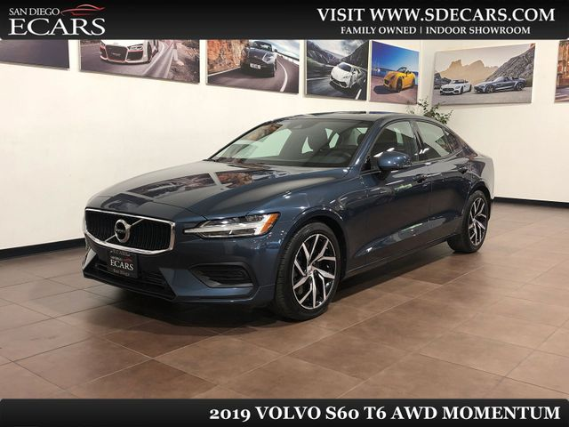 2019 Volvo S60 T6 AWD Momentum in San Diego, CA 92126